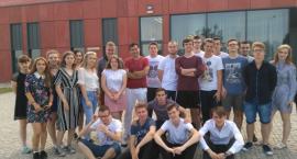 Uczniowie I LO na wycieczce w Trójmiescie