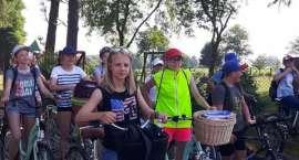 Uczniowie SP1 na wycieczce rowerowej do Górki Klasztornej