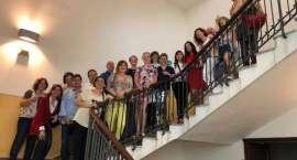 Nauczyciele z Uniwersytetu Ludowego w Radawnicy na Sycylii