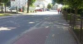 Kolejne potrącenie rowerzysty w Złotowie