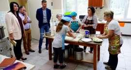Pierwsze kulinarne spotkanie w gminie Lipka