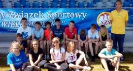 Mistrzostwa Rejonu Pilskiego w Czwórboju Lekkoatletycznym