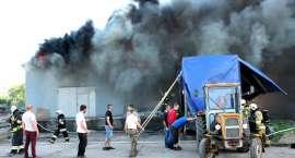 Ruszyło śledztwo w sprawie pożaru w Zakrzewie