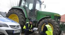 Wypadek śmiertelny podczas przewożenia drewna