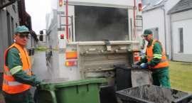 MZUK czyści pojemniki na odpady