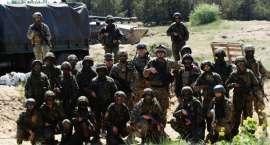 Jednostka Strzelecka 4001 im. Szarych Szeregów na manewrach Grizzly