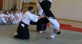 Egzamin na 3 dan Polskiej Federacji Aikido w Złotowie
