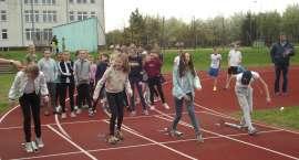 Mistrzostwa Powiatu w Czwórboju Lekkoatletycznym
