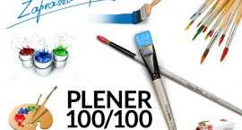 PLENER 100/100, czyli twórcze działania w przestrzeni miejskiej