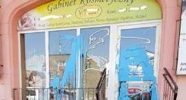 Zatrzymano sprawcę zniszczenia witryny sklepowej w Złotowie