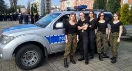 Klasa mundurowa w Szkole Policji