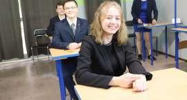 Egzamin gimnazjalny w Gimnazjum nr 1 w Złotowie