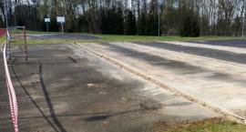 Modernizacja boiska szkolnego przy ul. St. Polańskiego w Krajence