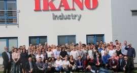 Uroczyste otwarcie Ikano Industry w Krajence