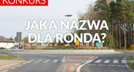 Konkurs gminy Zakrzewo. Wybierz nazwę dla ronda