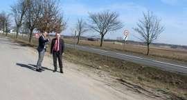 Czy powstanie ścieżka pieszo-rowerowa z Blękwitu do Klukowa?