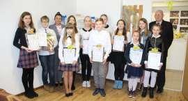 Laureaci Powiatowego Konkursu Wiedzy o Wielkopolsce