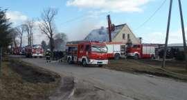 Pomoc dla poszkodowanych w pożarze w Czernicach