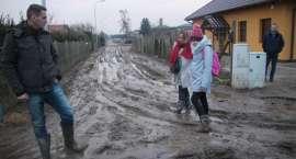Poprawią zabłocone ulice Kresowiaków i Witosa