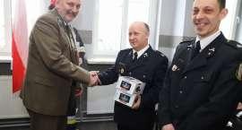 Uroczyste przekazanie sprzętu dla Ochotniczych Straży Pożarnych