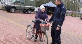 Policjanci oznakowali rowery