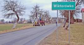 Ścieżka rowerowa do Wiktorówka?