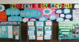 Podsumowanie projektów gimnazjalnych w Jastrowiu