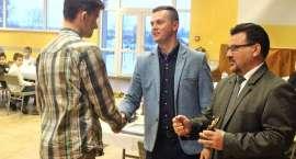 Z miłości do piłki nożnej i klubowych barw - prezes LZS Iskra Krajenka Patryk Wruk podsumowuje swoją