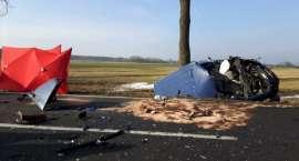 Tragiczny wypadek na trasie Okonek-Lotyń