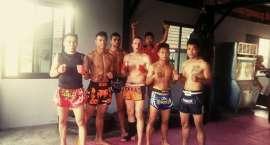 Trener MLKS Spider Złotów na obozie w Tajlandii