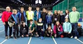Krajeńscy lekkoatleci z kompletem medali