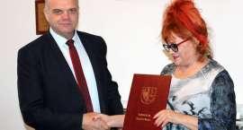 Halina Godlewska Państwowym Powiatowym Inspektorem Sanitarnym w Złotowie