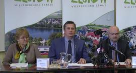 Konferencja prasowa Burmistrza Miasta Złotowa