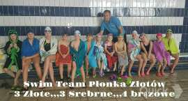 10 medali dla Swim Team Płonka Złotów