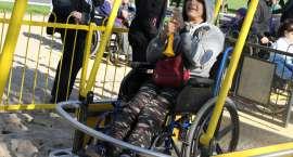 Otwarcie integracyjnego placu zabaw w Złotowie