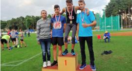 Sukcesy lekkoatletów z Krajenki