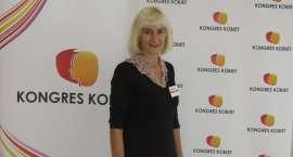 Jolanta Surma na Ogólnopolskim Kongresie Kobiet w Poznaniu