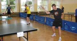 Dożynkowy turniej tenisa stołowego