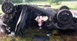 Śmiertelny wypadek w Podgajach