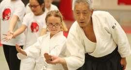 Trening z mistrzem - Szkoła Letnia Aikido