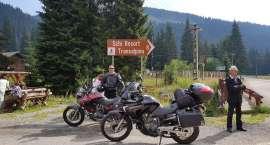 Motocyklem ze Złotowa do Rumunii