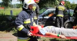 Wypadek w Blękwicie