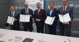 Podpisano umowę na dofinansowanie budowy sali sportowej w Jastrowiu