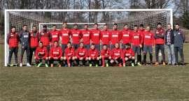 Ostatni trening piłkarzy Reprezentacji Polski U20 w Złotowie