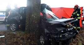 Śmiertelny wypadek na trasie Pniewo-Jastrowie