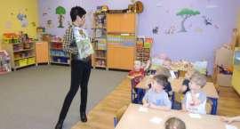 Zajęcia w Przedszkolu Katolickim