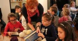 Warsztaty dla dzieci w muzeum. Sala była pełna [zdjęcia]