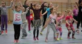 Zumba dla dzieci ze ZCAS-em [zdjęcia]