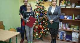 Konkurs na świąteczną dekorację klasy w ZSK