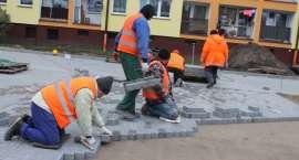 Budują parking przy Słowackiego